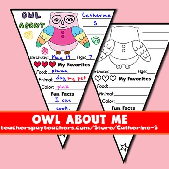 Owl About Me