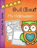 Halloween Activities:  Owl About My Halloween