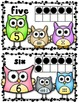 """Owl"" About Numbers {Math Posters 1-10} Kindergarten Common Core"