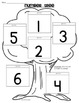 """Owl"" About Number Trees {Numeral, Dot and Tally Marks} ""Lift the Flap"" Math"