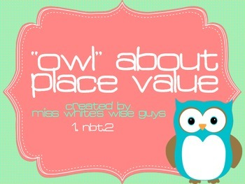 Owl About Place Value