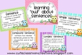 """Owl"" About Sentences Posters"