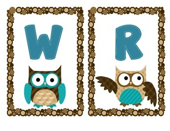'Owl' About Writing Set