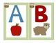 Owl Alphabet Posters