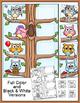 Antonyms File Folder Game - Owl Theme