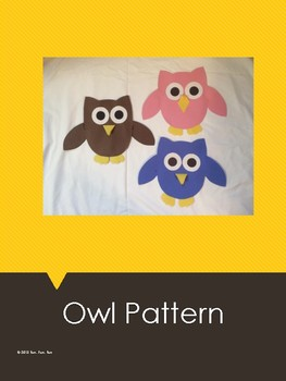Owl Art Pattern