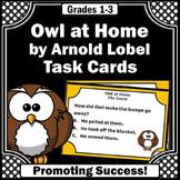 Owl at Home Lobel 2nd Grade or 1st Grade Book Companion