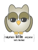 Owl At Home Reading Unit