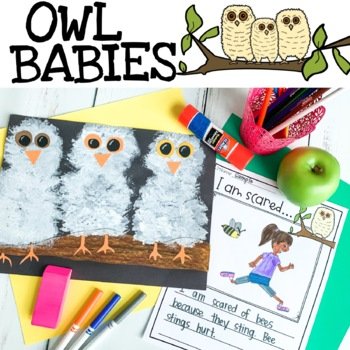 Owl Babies Lesson Plans and Activities