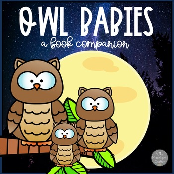 Owl Babies Book Companion