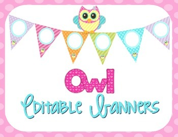 Owl Banners