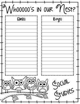 'Owl' Be Organized-FIFTH GRADE Ultimate Teacher Organizer