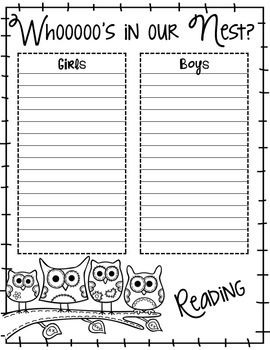 'Owl' Be Organized-SIXTH GRADE Ultimate Teacher Organizer