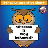 Owl Behavior Incentive Chart!