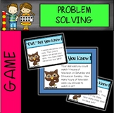 Word Problem Solving GAMES