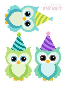 Owl Birthday Board