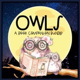 Owl Book Companion Bundle