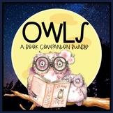 Owl Book Companion Bundle