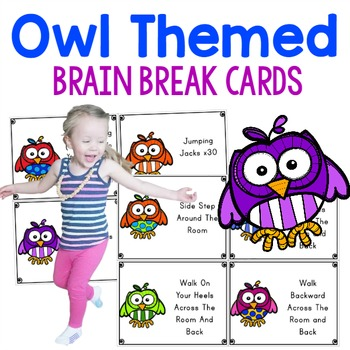 Owl Brain Breaks