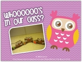 Owl Bulletin Board Templates and Signs {Adorable}