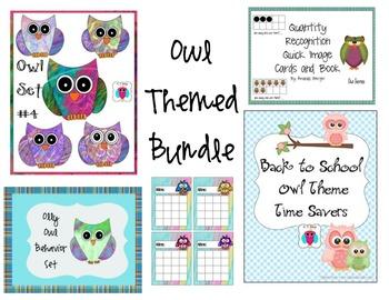 Owl Themed Bundle