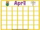 Owl Calendar *Freebie*