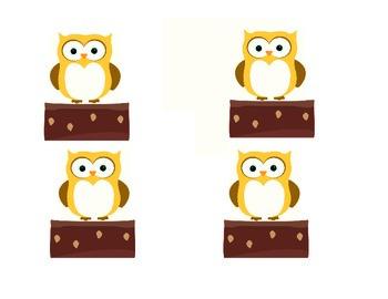 Owl Brownie Points!