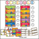 Owl Theme Classroom Job Chart & Schedule with Primary Colors
