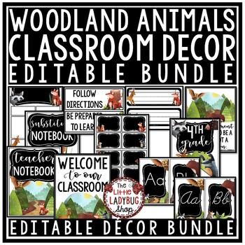 Owl Classroom Decor • Owl Theme