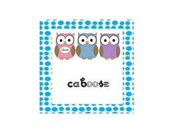 Owl Classroom Jobs