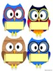 Owl Classroom Management Set