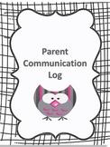 Owl Classroom Organization
