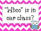 Owl Classroom Signs