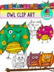 Owl Clip Art {23 PNG CLIP ART IMAGES} Whooooo doesn't love Owls?