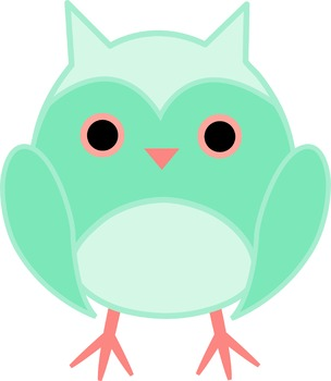 Free Owl Clip Art / Graphic
