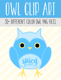 Free Owl Clip Art / Graphic