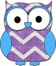 Owl Clip Art- Personal and Commercial