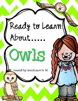 Owl Close Reading