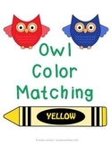 Owl Color Matching