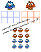Owl Color Sorting Folder Game for Early Childhood Special