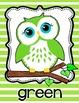 Owl Colors