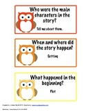 Owl Comprehension Rings