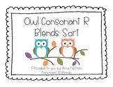 Consonant R Blend Sort {Own Theme!}