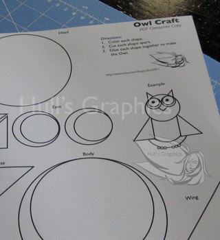 Owl Craft PDF