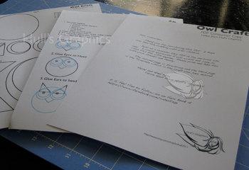 Owl Craft PDF