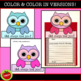 Owl Craftivity for Valentine's Day, Mother's Day, Father's Day, etc.