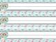 Owl Cupcake Desk Name tags