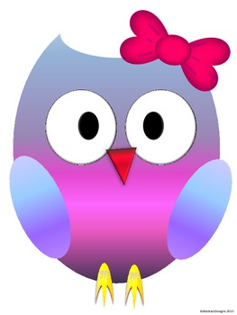 Owl Cutouts
