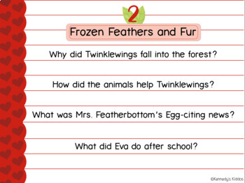 Owl Diaries 5 - Novel Study (Great for Google Classroom!)