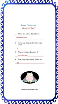 Owl Diaries:  Eva Sees a Ghost Book Study